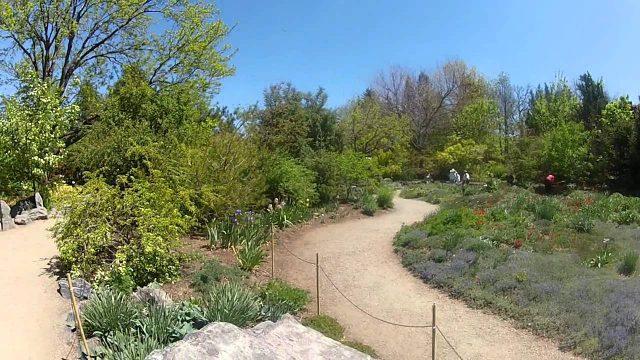 Denver Botanic Gardens Desert Plants