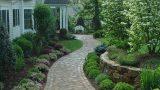 Pathway garden  landscaping ideas