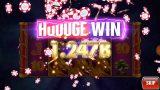 Huuuge casino(PHOENIX GARDEN) new slot