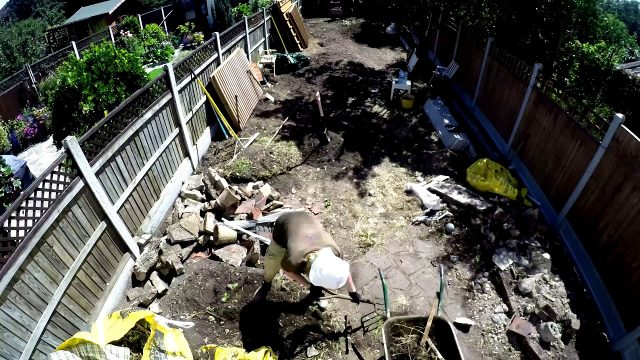 London Garden Landscaping, Time-Lapse – Little Acorns Landscapes