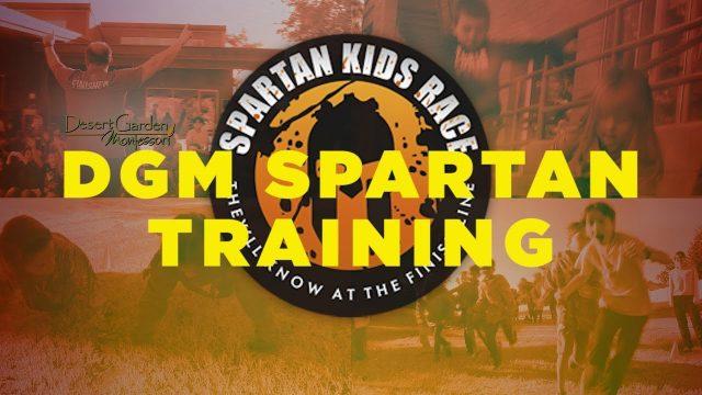 DGM SPARTAN Training