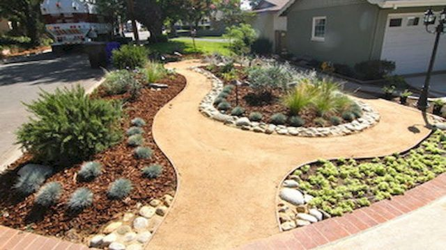 70 Low Maintenance Front Yard Landscaping Ideas