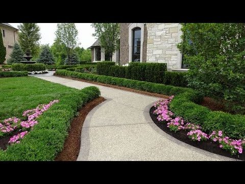 Fabulous garden landscaping pathway ideas