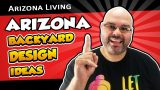 Arizona Backyard Design Ideas