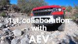 2019 Chevrolet Colorado ZR2 Bison walk around in the Arizona desert