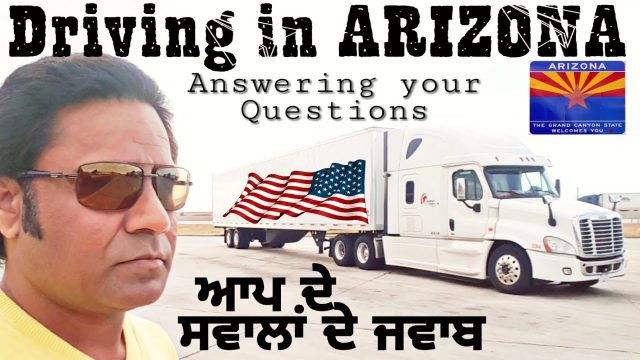 Answering your QUESTIONS while passing through awesome Landscapes of Arizona USA