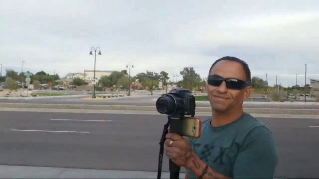 1st amendment audit Queen Creek, AZ post office with High Desert Community Watch
