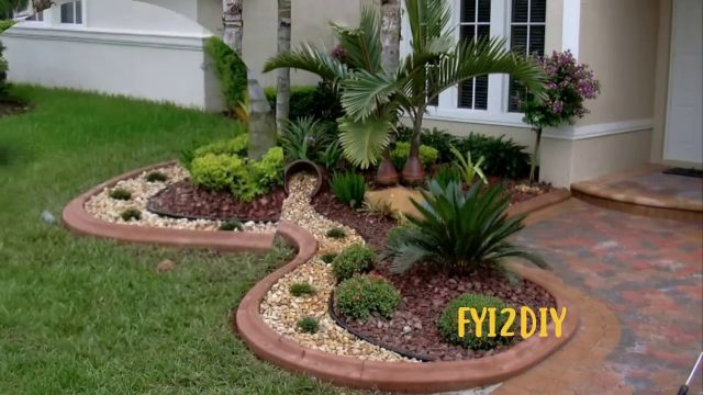 90 front sidewalk landscaping ideas – small front yard landscaping ideas 2018