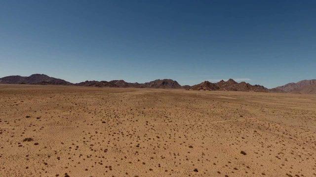 Namibia Desert Landscape – DJI Phantom 4