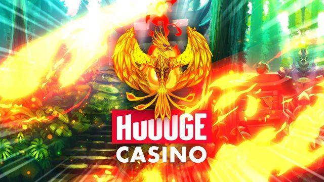 Huuuge Casino – Phoenix Garden Landscape 30s EN