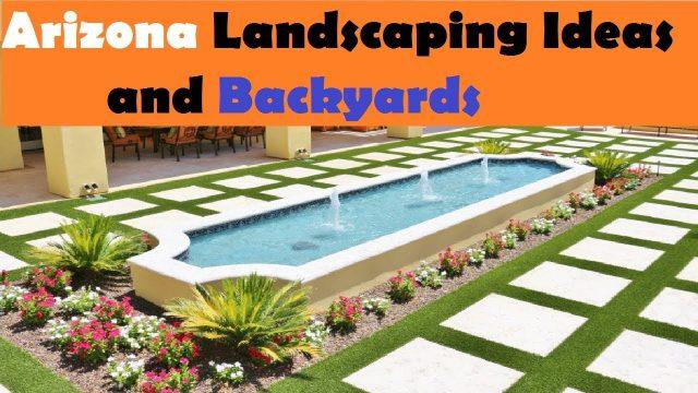 20 Amazing Arizona Desert Landscaping Ideas and Backyards