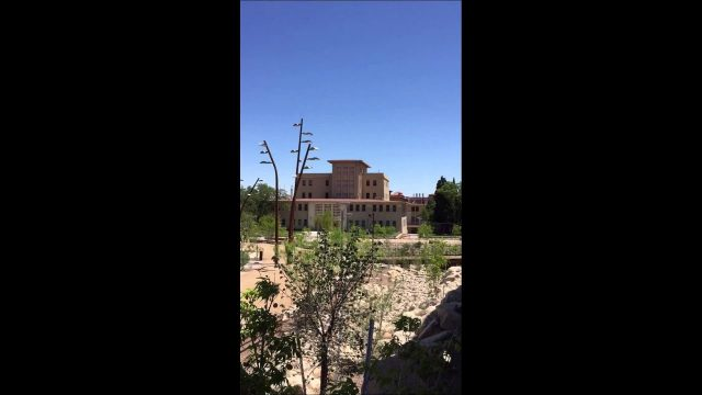 UTEP's Centennial Plaza Dedication – 4/18/15