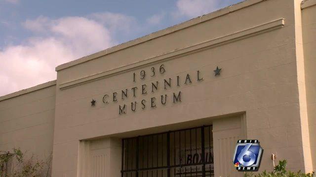 The Centennial Museum getting historical marker