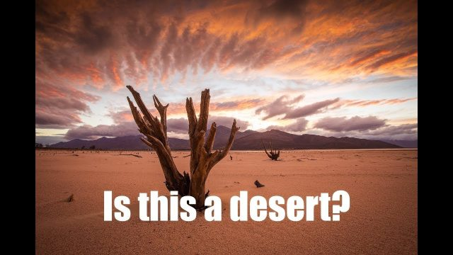Can this be a Desert?? Landscape Photography – Baren desert landscape close to Cape Town