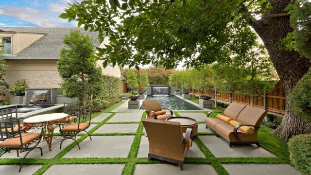 30 Beautiful Landscaping Front Yard and Backyard Ideas for Dallas TX 2019