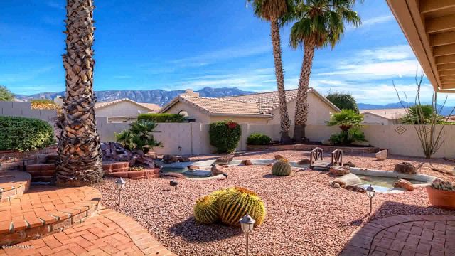 Arizona Backyard Landscape Design Ideas