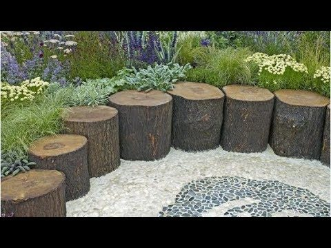 🔴 Landscaping design: 50 ideas for the garden, backyard, patio! Part 5