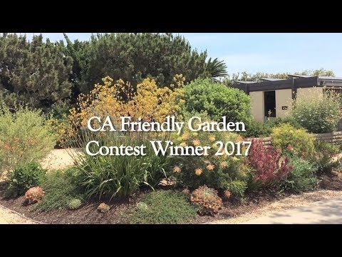 California Friendly® Garden Contest Winner 2017