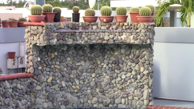 Exotic river rocks desert landscaping PART 8