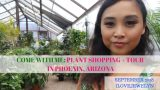 Come with me: Plant shopping + tour  | Phoenix, Arizona | September 2018 | ILOVEJEWELYN