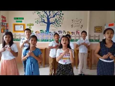 Kainos Montessori Nutrition Month Culmination 2018