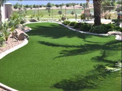 Sunburst Landscaping Easyturf Artificial Grass Phoenix Arizona