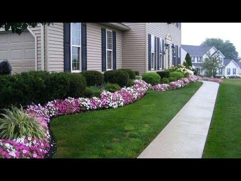 Beautiful garden landscaping design ideas pt1