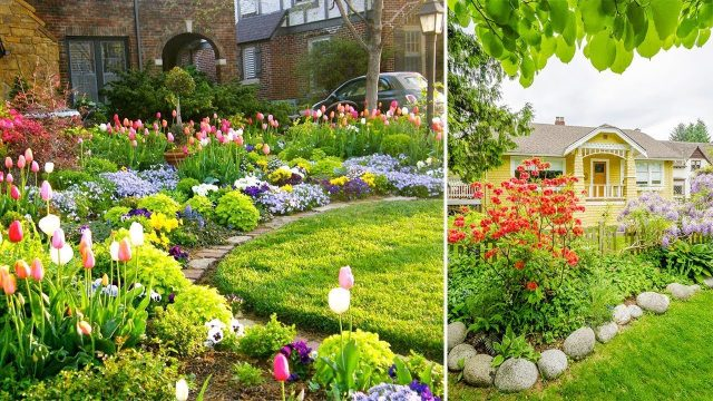 Best Front Yard Landscaping Ideas and Garden Designs