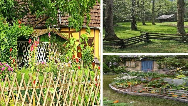 15+Garden Fencing Ideas For Your Gardening Fence Project