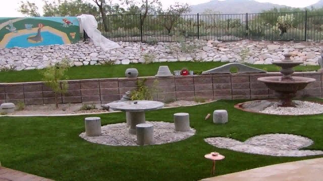 Small Backyard Landscaping Ideas Arizona