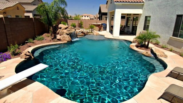 [Modern Backyard] Best Backyard Landscaping Ideas With A Pool [Small Backyard Ideas]