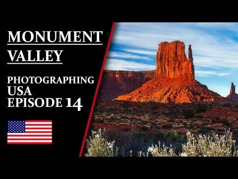 Landscape Photography USA – Monument Valley, Utah, Arizona