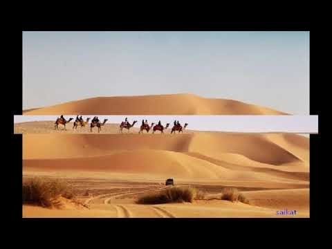 Desert beautiful pictures video