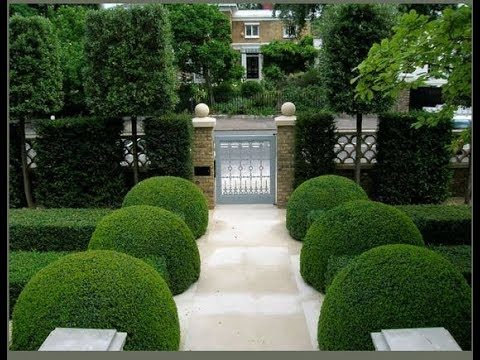 Fantastic garden landscaping design ideas