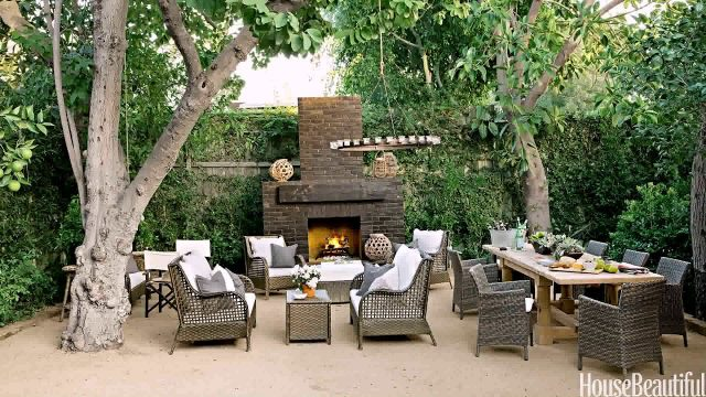Desert Patio Design Ideas