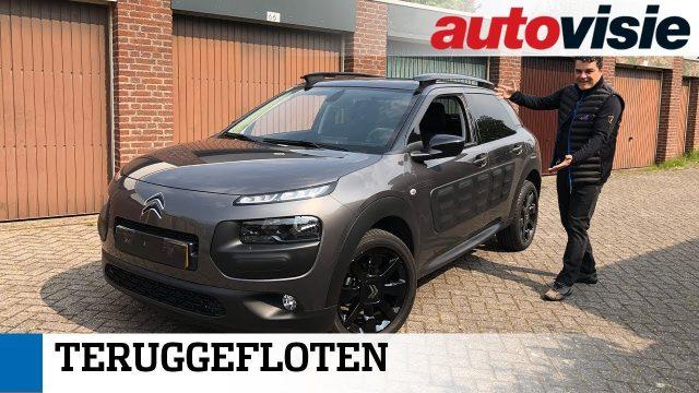Citroën ging te ver met de C4 Cactus – Sjoerds Weetjes #132