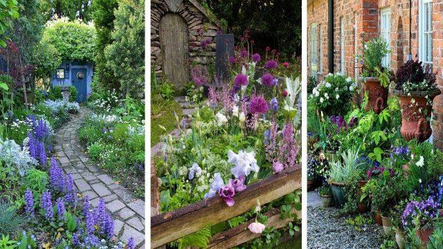 35+Amazing English Garden Landscaping Ideas