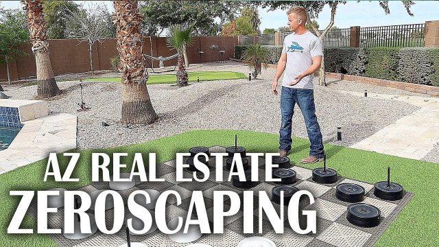 Zeroscaping Gardening in Arizona – Xeriscaping Desert Gardening