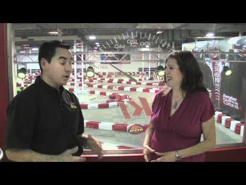 Sue Stops By… K1 Speed Indoor Kart Racing | Phoenix Attractions