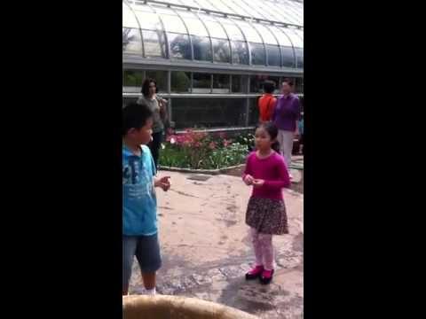 Kids United States Botanic Garden 3