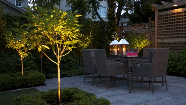Exterior Design —How To Turn A Small Backyard Into An Elegant Oasis