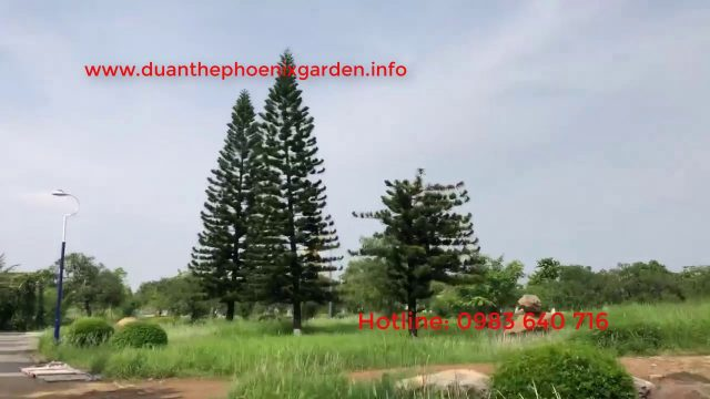 Toàn cảnh thự  tế khu sinh  thái Phùng – The Phoenix Garden