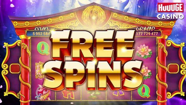 Huuuge Casino – Phoenix Garden EN