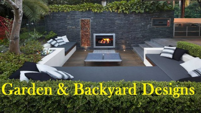 50 Garden Landscaping Ideas and Backyard Designs