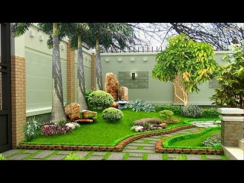 Landscape Design Ideas – Garden Design for Small Gardens