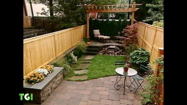 60 Cool Small Backyard Landscaping Ideas
