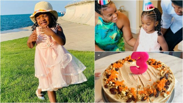 Chelsea's 3rd Birthday | Best Raw Vegan Carrot cake ever!