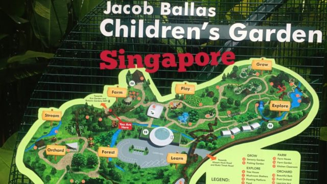 #JACOB BALLAS #ASIA'S FIRST CHILDREN'S GARDEN (travel Vlog part 1)