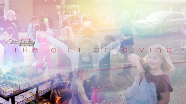 DGM The Gift of Giving