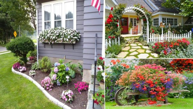 50 Brilliant Front Garden and Landscaping Projects You'll Love